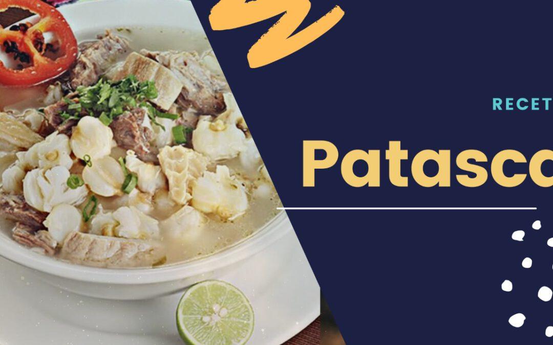 Deliciosa Patasca Casera