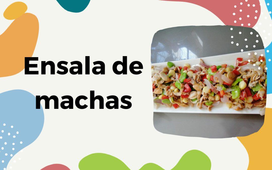 Ensalada de Machas